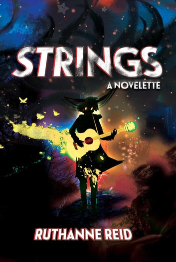 Strings - Among the Mythos, #2 ebook by Ruthanne Reid