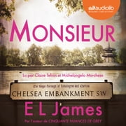 Monsieur livre audio by E L James