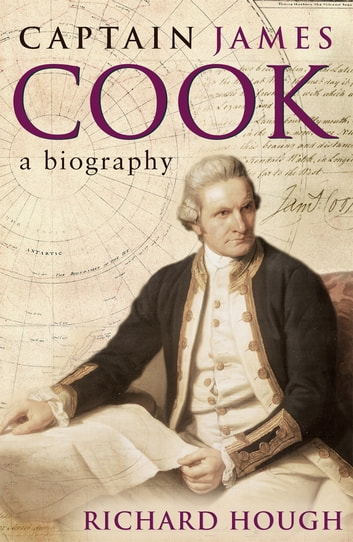 Captain James Cook ebook by Richard Hough