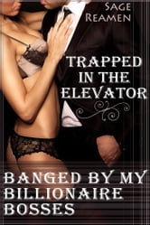 Trapped in the Elevator: Banged by my Billionaire Bosses ebook by Sage Reamen