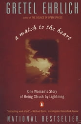 A Match to the Heart - One Woman's Story of Being Struck By Lightning ebook by Gretel Ehrlich