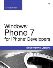 Windows Phone 7 for iPhone Developers ebook by Kevin Hoffman