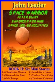 Space Warrior AD 60,400.111103 ebook by John Leader