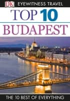 Top 10 Budapest ebook by DK