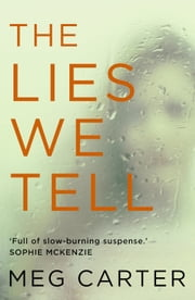 The Lies We Tell ebook by Meg Carter