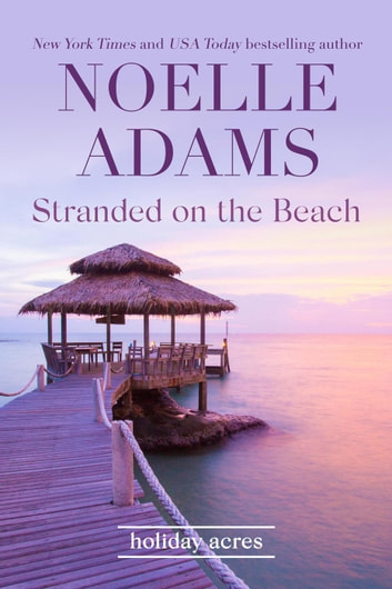 Stranded on the Beach - Holiday Acres, #1 ebook by Noelle Adams