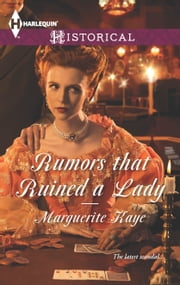 Rumors that Ruined a Lady ebook by Marguerite Kaye