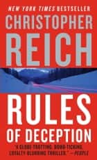 Rules of Deception ebook by Christopher Reich