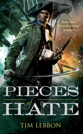 Pieces of Hate eBook by Tim Lebbon