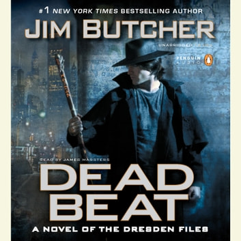 Dead Beat audiobook by Jim Butcher