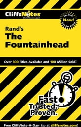 CliffsNotes on Rand's The Fountainhead ebook by Andrew Bernstein