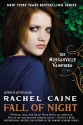 Fall of Night - The Morganville Vampires ebook by Rachel Caine