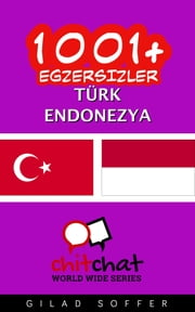 1001+ Egzersizler Türk - Endonezya ebook by Gilad Soffer