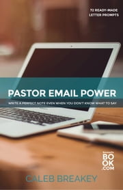 Pastor Email Power ebook by Caleb Breakey