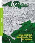 Koreana - Spring 2013 (English) ebook by The Korea Foundation