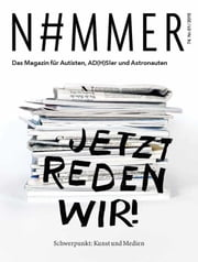 N#MMER Magazin (1/2015) ebook by Denise Linke, Marlies Hübner, Mela Eckenfels,...