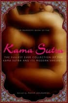 The Mammoth Book of the Kama Sutra ebook by Maxim Jakubowski