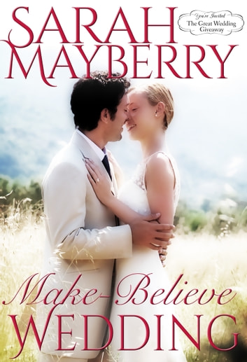 Make-Believe Wedding ebook by Sarah Mayberry