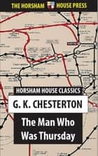 The Man Who Was Thursday ebook by G. K. Chesterton