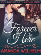 Forever is Here - Ty and Sara - Book 3 ebook by Amanda Wilhelm