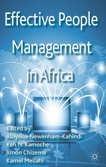 Effective People Management in Africa ebook by