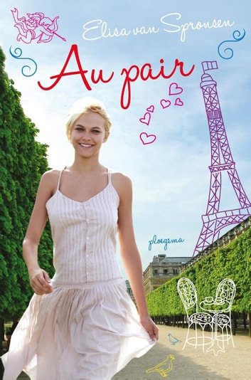 Au pair ebook by Elisa van Spronsen