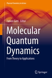 Molecular Quantum Dynamics - From Theory to Applications ebook by Fabien Gatti