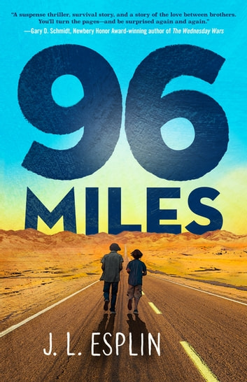 96 Miles ebook by J. L. Esplin