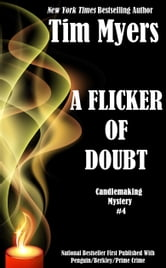 A Flicker of Doubt ebook by Tim Myers