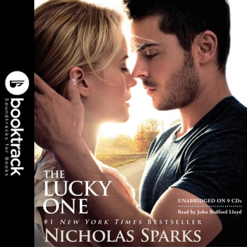 The Lucky One - Booktrack Edition audiolibro by Nicholas Sparks