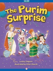 The Purim Surprise ebook by Lesley Simpson,Peter Church