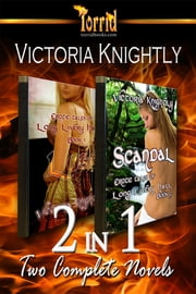 2-in-1: The Erotic Tales of Long Livery Hall ebook by Victoria Knightly