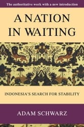 A Nation in Waiting ebook by Adam . Schwarz