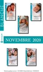Pack mensuel Blanche : 10 romans (Novembre 2020) ebook by Collectif