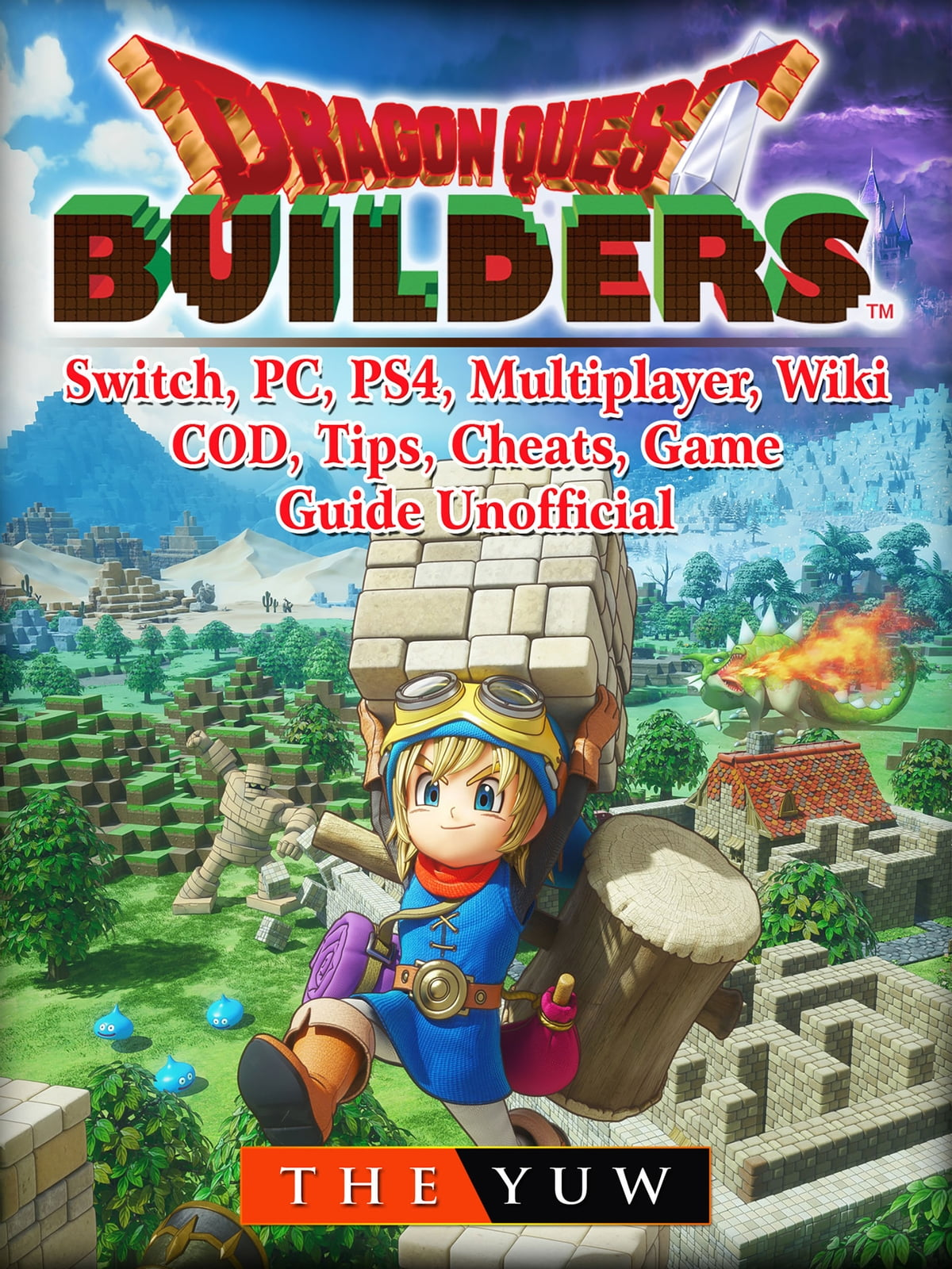 Dragon Quest Builders Switch Pc Ps4 Multiplayer Wiki Cod