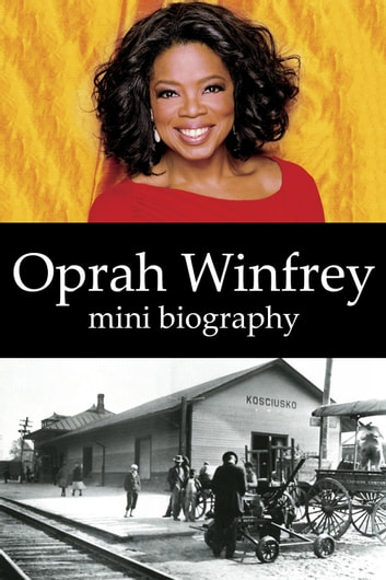 Oprah Biography Book