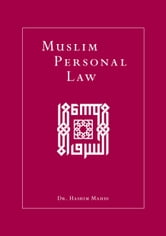 Muslim Personal Law ebook by Hashim Mahdi