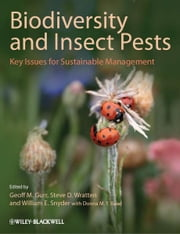 Biodiversity and Insect Pests - Key Issues for Sustainable Management ebook by Geoff M. Gurr,Stephen D. Wratten,William E. Snyder