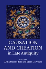 Causation and Creation in Late Antiquity ebook by Anna Marmodoro,Brian D. Prince