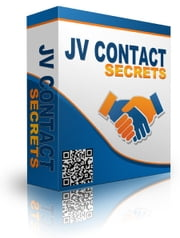 JV Contact Secrets ebook by Anonymous