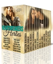 Heartbreakers and Heroes - Billionaires, Bikers, Sports Stars, Cowboys, Cops and More! ebook by Christine Glover,Virginia Nelson,Jennie Marts,Michelle Major,Sharla Lovelace,Carmen Falcone,Codi Gary,Veronica Forand,T.J. Kline,Jodi Linton,Hayson Manning,Heather Long