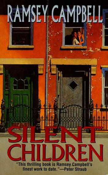 Silent Children ebook by Ramsey Campbell