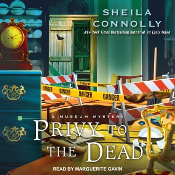 Privy to the Dead audiobook by Sheila Connolly
