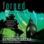 Forged audiobook by Benedict Jacka