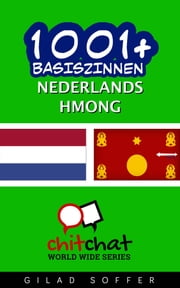 1001+ basiszinnen nederlands - Hmong ebook by Gilad Soffer