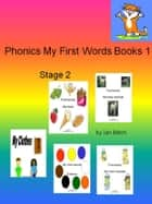 Phonics My First Words Books 1 ebook by Ian Mitch