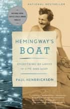 Hemingway's Boat ebook by Paul Hendrickson