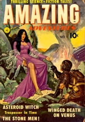 Amazing Adventures - Asteroid Witch (Thrilling Sci-Fi Comic Book from Golden Agefor KOBO) ebook by Unknown