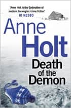 Death of the Demon ebook by Anne Holt, Anne Bruce
