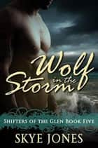 Wolf in the Storm - Shifters of the Glen, #5 ebook by Skye Jones